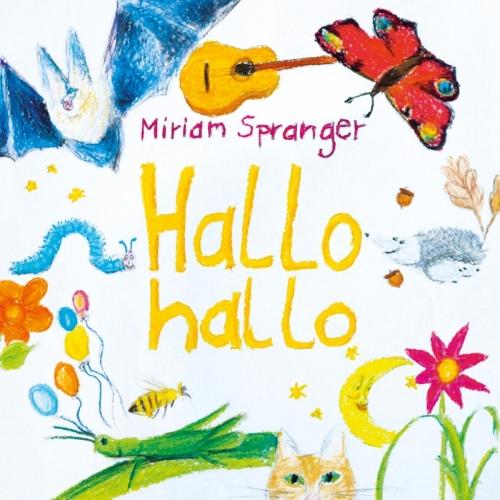 MiriamSpranger HalloHallo Cover